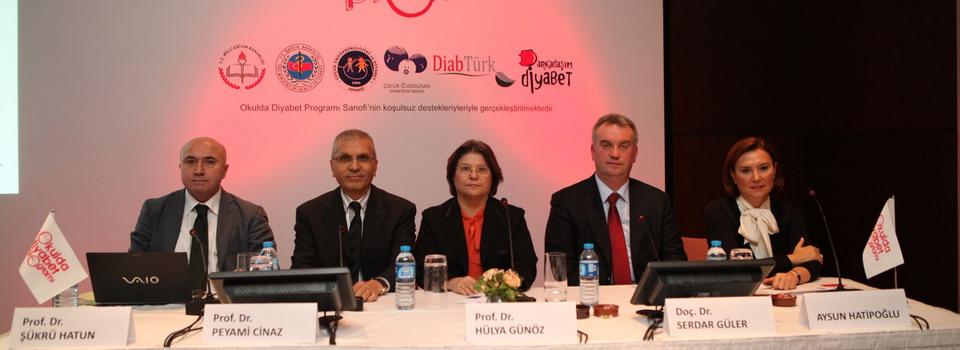 Okulda Diyabet Programı 10 milyona kişiye ulaştı
