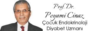 Prof. Dr. Peyami CİNAZ