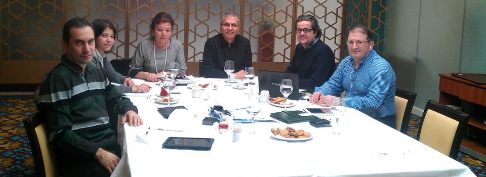 ÇEDD Yönetim Kurulu Toplantısı Yapıldı